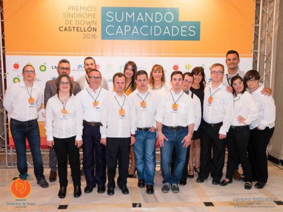 Premios Síndrome de Down de Castellón