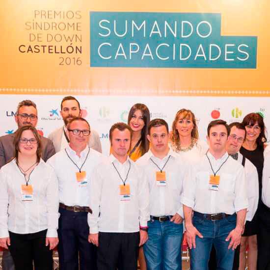 PREMIOS SÍNDROME DE DOWN CASTELLÓN
