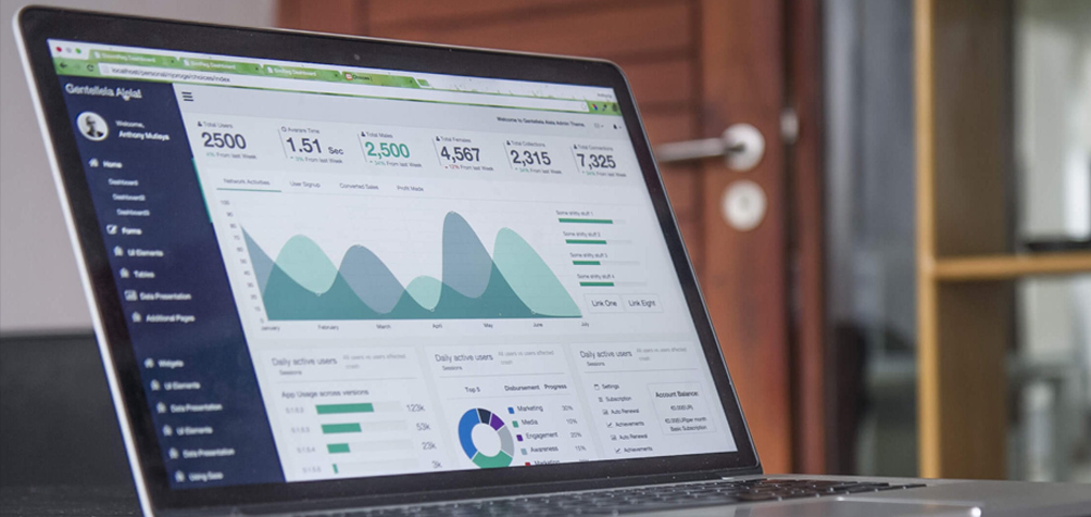 Crear un blog - Estadísticas blog